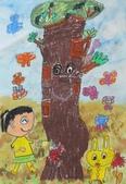 2013-我最喜歡的樹-低年級組獲獎作品:入選_李宜儒_南投縣富功國小_我最喜歡的樹.JPG