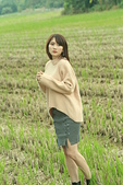 1月21號 星期日 午場 Lala鄭欣妍 時裝外拍: