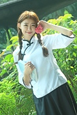 0304台北下午場 車展女神 小紫 時裝外拍: