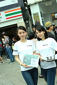 4/20翁滋蔓出席漱口水品牌一日店長活動: