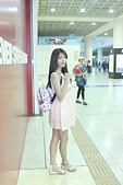 08/06 Vanessa小紫ファッション屋外の写真:
