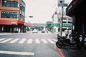 北淡線記憶:台鐵士林站位址福德路路口..(紅綠燈後方)