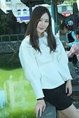 3/11台北午後妍伶時裝外拍: