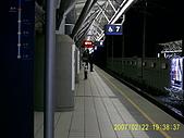 高鐵新竹站-台中烏日站:北上月台