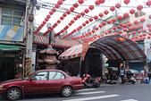 彰化二林市區街道風景: