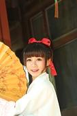 3/25【午】絕代雙嬌 昀廷&昀襄 武俠風交領襦裙漢服團拍: