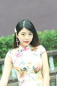 4/4(六)午 湘芹 旗袍/台北孔廟 :