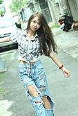 6.8林攸攸富錦街時裝外拍: