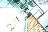 2016年12月關渡臺北藝術大學時裝娜娜外拍: