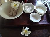 巴里島超享受~~肉桂spa:肉桂-優格spa