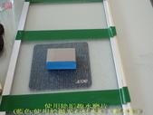 防滑-玻璃除垢:20使用除垢趣水磨片(藍色-使用於拋光石材水垢-輕水垢)2-防滑止滑浴室防滑