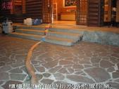適合防滑止滑施工之場所-溫泉飯店2:8櫃檯施工前臨時排水路前置作業-止滑大師Anti- slit Pro創業加盟連鎖止滑液防滑劑止滑防滑專業施工地坪瓷磚浴室防滑止滑