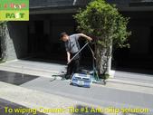 1121 Community - Courtyard - Aisle and Parking -:1121 Community - Courtyard - Aisle and Parking - High hardness Tile Floor Anti-Slip Treatment (12).JPG
