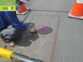 1808 School-Road-Iron Ditch Cover Ceramic Anti-ski:1808 School-Road-Iron Ditch Cover Ceramic Anti-skid Paint Spraying Construction Project - Photo (13).JPG