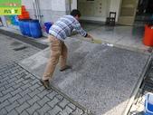 防滑-止滑大師抿石.岩石專用DIY組-抿石-岩石(天然石頭)地面防滑液-止滑防滑浴室防滑:2止滑-施工過程-防滑止滑浴室防滑