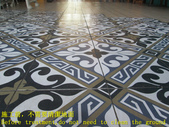 1493 Restaurant - Dining Area - Tiles - Woodgrain :1493 Restaurant - Dining Area - Tiles - Woodgrain Brick Floor Anti-Slip Construction - Photo (5).JPG