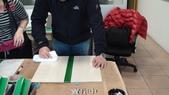 20120220中苑企業(有)&黃茂竹加盟店教育訓練:29磁磚-實作中-止滑大師創Anit-slip Pro業加盟連鎖止滑液防滑劑止滑防滑專業施工地坪磁磚浴室防滑止滑