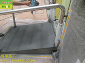 1799 Office-Plate-Non-slip Spraying - Photo:1799 Government -Outdoor-Ramp-Iron Plate Ceramic Non-slip Paint Spraying Construction Project - Photo (20).JPG