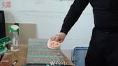 20120220中苑企業(有)&黃茂竹加盟店教育訓練:57花崗岩-實作中-止滑大師創Anit-slip Pro業加盟連鎖止滑液防滑劑止滑防滑專業施工地坪磁磚浴室防滑止滑