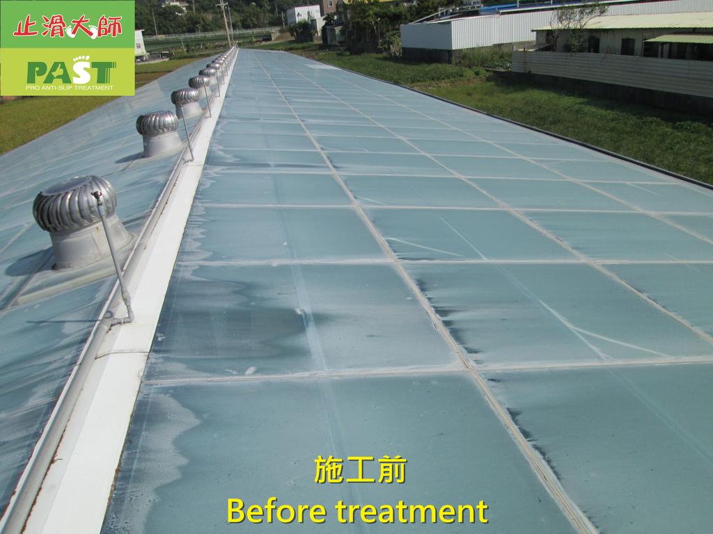 1204 溫室-屋頂-強化玻璃採光罩-清除水垢工程 - 相片:1204 溫室-屋頂-強化玻璃採光罩-清除水垢工程 (1).JPG