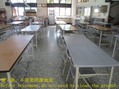 1640 Old People's Hall-Stage-Activity Center-In fr:1640 Old People's Hall-Stage-Activity Center-In front of the gate-Terrazzo floor anti-slip construction - photo (3).JPG