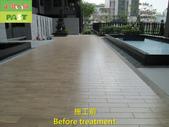 1197 Community-Courtyard-Wood Brick Floor Anti-Sli:1197 Community-Courtyard-Wood Brick Floor Anti-Slip Treatment (4).JPG
