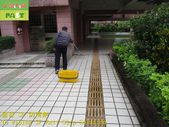 1800 Community-Walkway-Elevator Exit-Whole Body Br:1800 Community-Walkway-Elevator Exit-Whole Body Brick Anti-slip and Anti-slip Construction Project - Photo (14).JPG