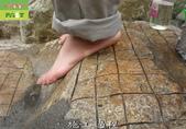 防滑-止滑大師抿石.岩石專用DIY組-抿石-岩石(天然石頭)地面防滑液-止滑防滑浴室防滑:5止滑-施工過程-防滑止滑浴室防滑