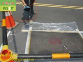 1808 School-Road-Iron Ditch Cover Ceramic Anti-ski:1808 School-Road-Iron Ditch Cover Ceramic Anti-skid Paint Spraying Construction Project - Photo (25).JPG