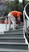 適合防滑止滑施工之場所-溫泉飯店:8施工中3.-止滑大師Anti- slit Pro創業加盟連鎖止滑液防滑劑止滑防滑專業施工地坪瓷磚浴室防滑止滑