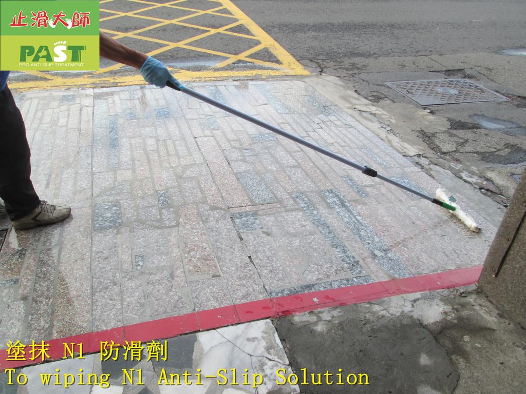 1842 醫院-戶外走道-拼貼花崗石止滑防滑施工工程 - 相片:1842 醫院-戶外走道-拼貼花崗石止滑防滑施工工程 - 相片 (6).JPG