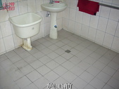 防滑-罄園老人養護中心地面止滑防滑施工-防滑止滑浴室防滑:4止滑-施工前2-防滑止滑浴室防滑