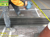 1776 Company building-Roadway-Water groove lid-Cer:1776 Company building-Roadway-Water groove lid-Ceramic anti-slip paint spray coating process - photo (9).JPG