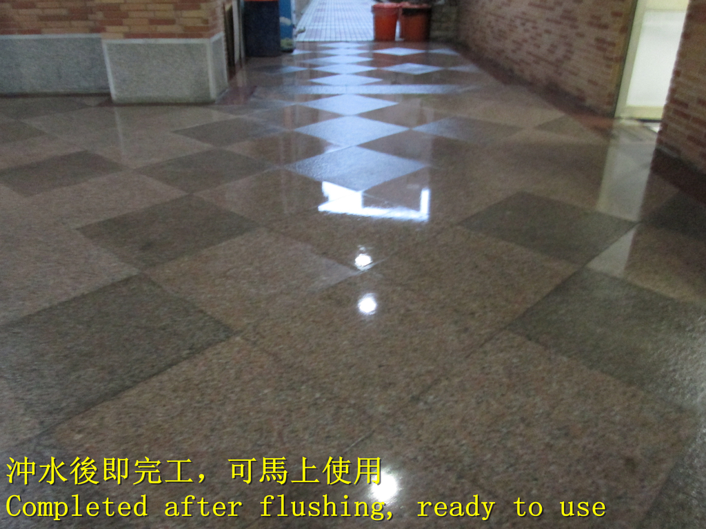 1622 Community-Lobby-Pedestrian Walkway-Granite-Hi:1622 Community-Lobby-Pedestrian Walkway-Granite-High Hardness Tile Floor Anti-Slip Construction - Photo (44).JPG