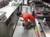 廚房-緻麗伯爵酒店地面止滑施工-相片版-止滑大師Anti-Slip Pro創業加盟連鎖止滑液防滑劑止:12.13樓中式廚房-止滑劑測試中-止滑大師-止滑劑防滑劑止滑防滑施工