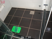 適合止滑防滑施工之場所-浴室:2施工前-止滑大師Anti- slit Pro創業加盟連鎖止滑液防滑劑止滑防滑專業施工地坪瓷磚浴室防滑止滑