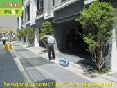 1121 Community - Courtyard - Aisle and Parking -:1121 Community - Courtyard - Aisle and Parking - High hardness Tile Floor Anti-Slip Treatment (10).JPG