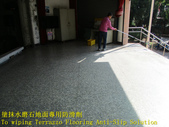 1640 Old People's Hall-Stage-Activity Center-In fr:1640 Old People's Hall-Stage-Activity Center-In front of the gate-Terrazzo floor anti-slip construction - photo (17).JPG