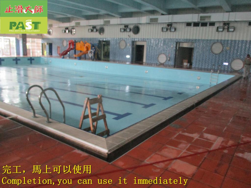 1854 學校-室內-游泳池池畔-紅磚地面止滑防滑施工工程 - 相片:1854 學校-室內-游泳池池畔-紅磚地面止滑防滑施工工程 - 相片 (35).JPG