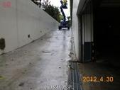 大型商場1500坪停車場-水泥粉光地面清洗:8確認排水孔 (1)-止滑大師創Anit-slip Pro業加盟連鎖止滑液防滑劑止滑防滑專業施工地坪磁磚浴室防滑止滑