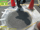 1808 School-Road-Iron Ditch Cover Ceramic Anti-ski:1808 School-Road-Iron Ditch Cover Ceramic Anti-skid Paint Spraying Construction Project - Photo (30).JPG