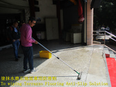 1640 Old People's Hall-Stage-Activity Center-In fr:1640 Old People's Hall-Stage-Activity Center-In front of the gate-Terrazzo floor anti-slip construction - photo (19).JPG