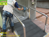 1799 Office-Plate-Non-slip Spraying - Photo:1799 Government -Outdoor-Ramp-Iron Plate Ceramic Non-slip Paint Spraying Construction Project - Photo (15).JPG
