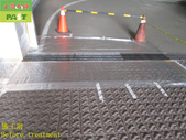 1776 Company building-Roadway-Water groove lid-Cer:1776 Company building-Roadway-Water groove lid-Ceramic anti-slip paint spray coating process - photo (2).JPG