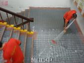 威尼斯游泳池-地面止滑防滑施工:6施工中2-止滑大師Anti- slit Pro創業加盟連鎖止滑液防滑劑止滑防滑專業施工地坪瓷磚浴室防滑止滑