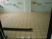 常春老人養護中心-地面止滑防滑施工:9大浴室施工後1-止滑大師Anti- slit Pro創業加盟連鎖止滑液防滑劑止滑防滑專業施工地坪瓷磚浴室防滑止滑