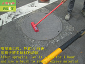 1808 School-Road-Iron Ditch Cover Ceramic Anti-ski:1808 School-Road-Iron Ditch Cover Ceramic Anti-skid Paint Spraying Construction Project - Photo (40).JPG