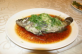 玉喜飯店 - 舞蹈班聚餐:玉喜宴 - 石斑魚.JPG