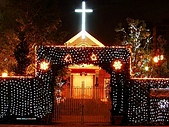 聖誕節 ~ Merry Christmas( 聖誕節晚會) :聖誕節教堂.jpg