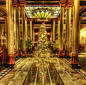 聖誕節 ~ Merry Christmas( 聖誕節晚會) :金輝煌聖誕樹.jpg